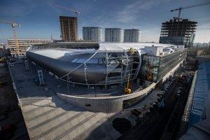 Nový štadión na Tehelnom poli.