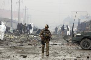 Taliban zaútočil na firmu G4S v Kábule zahynul jeden Brit.