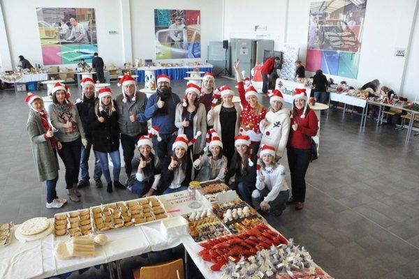 Vianočné trhy PSA Groupe