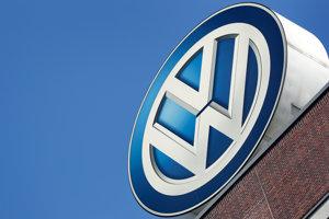 Logo Volkswagenu.