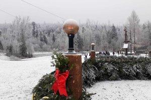 Veniec v Tatranskej Lomnici