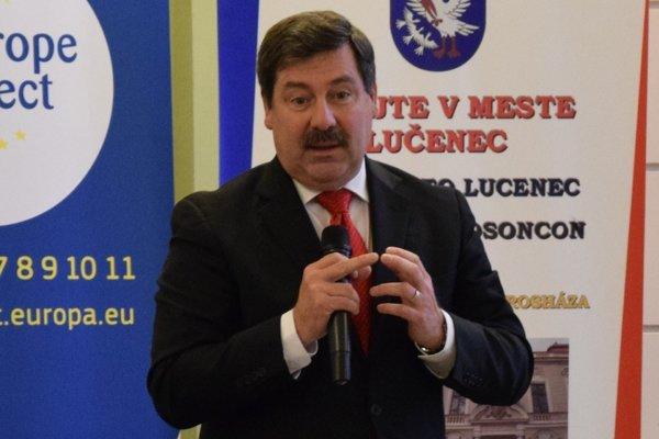 Štátny tajomník  František Ružička