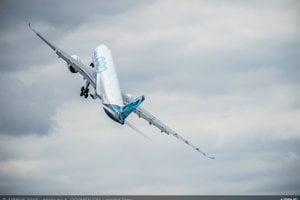 10. Airbus A330-900neo je s cenníkovou cenou 296,4 milióna eur desiate najdrahšie lietadlo na svete.