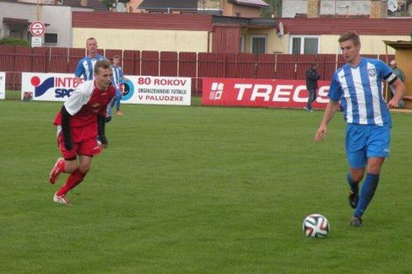 Hostia z Likavky v zápase veľmi sklamali, keď prehrali až 1:6.
