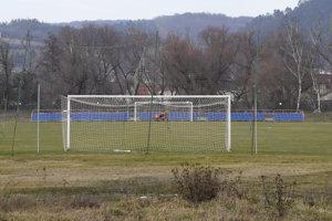 Na snímke domovský štadión FC Lokomotíva Košice v Družstevnej pri Hornáde.