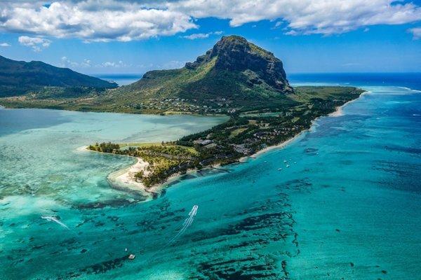 Maurícius má najlepšie počasie počas stredoeurópskej jesene a zimy.