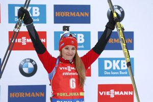Paulína Fialková prežíva skvelý štart do novej sezóny.