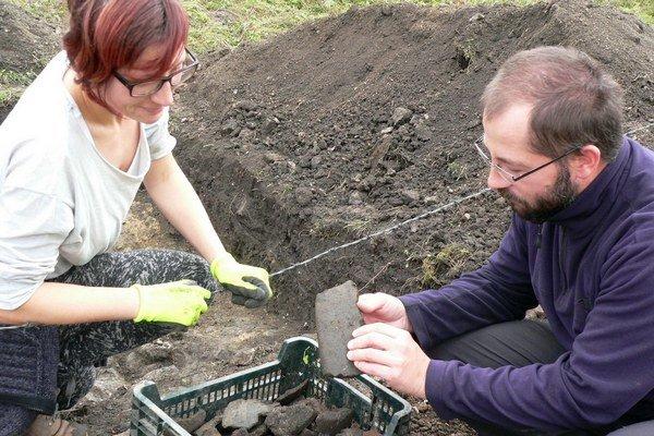 Výskumníci očakávajú veľa ďalších nálezov na rozľahlom území náleziska.