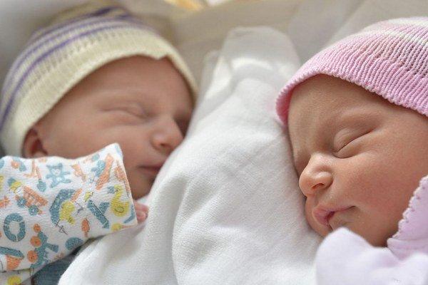 V Ružomberku sa vlani narodilo viac detí ako v susednom L.Mikuláši.