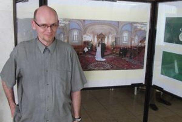Pavol Šandor a jeho najobľúbenejšie panorámy.