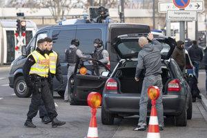 Štrasburg postihlo nešťastie - ilustračná fotografia.