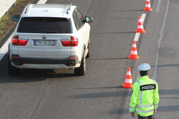 Cez Podtureň išiel mladý vodič takmer 100 kilometrov za hodinou.