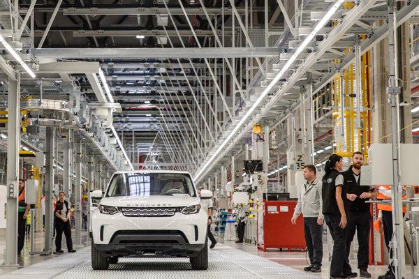 Jaguar Land Rover v Nitre.