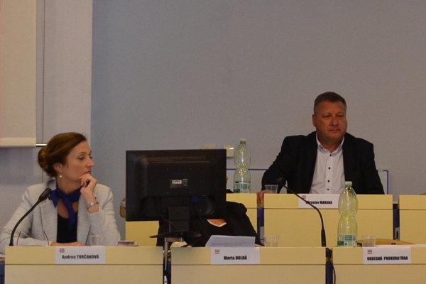 Miroslav Makara pôsobil na radnici od roku 2015 ako vedúci odboru správy majetku mesta.