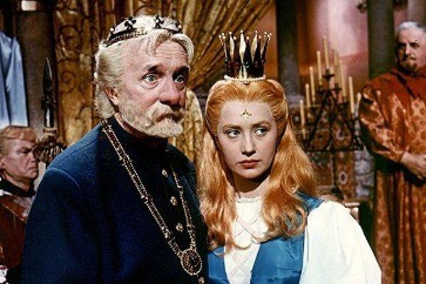 Princezná so zlatou hviezdou nesmie na sviatky chýbať.