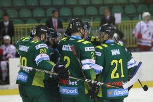 Mužský hokej v Žiline pokračuje. (Ilustračné foto)