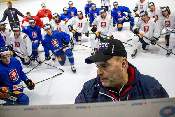 Slovenským hokejistom chýbali na juniorskom šampionáte v Kande rozdieloví hráči.