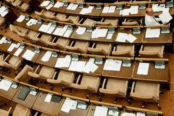 Parlamentné voľby vyhlásil predseda Národnej rady SR na 5. marca 2016.