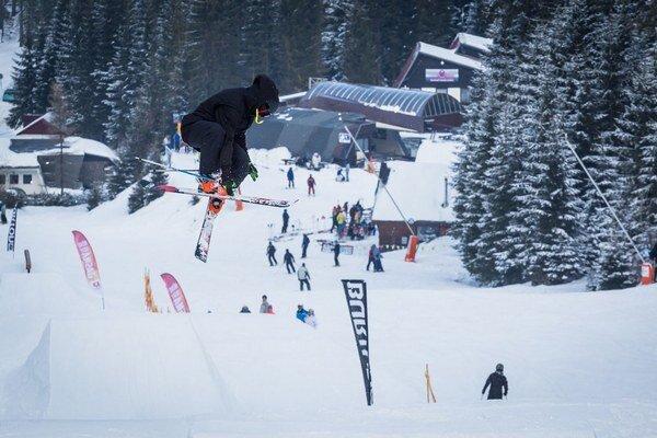 Preteky sa skutočnia v sobotu 23. januára v novopostavenom DC snowparku v lokalite Otupné.