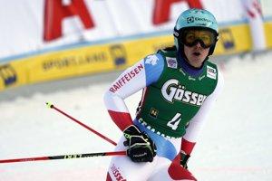 Švajčiarka Wendy Holdenerová.