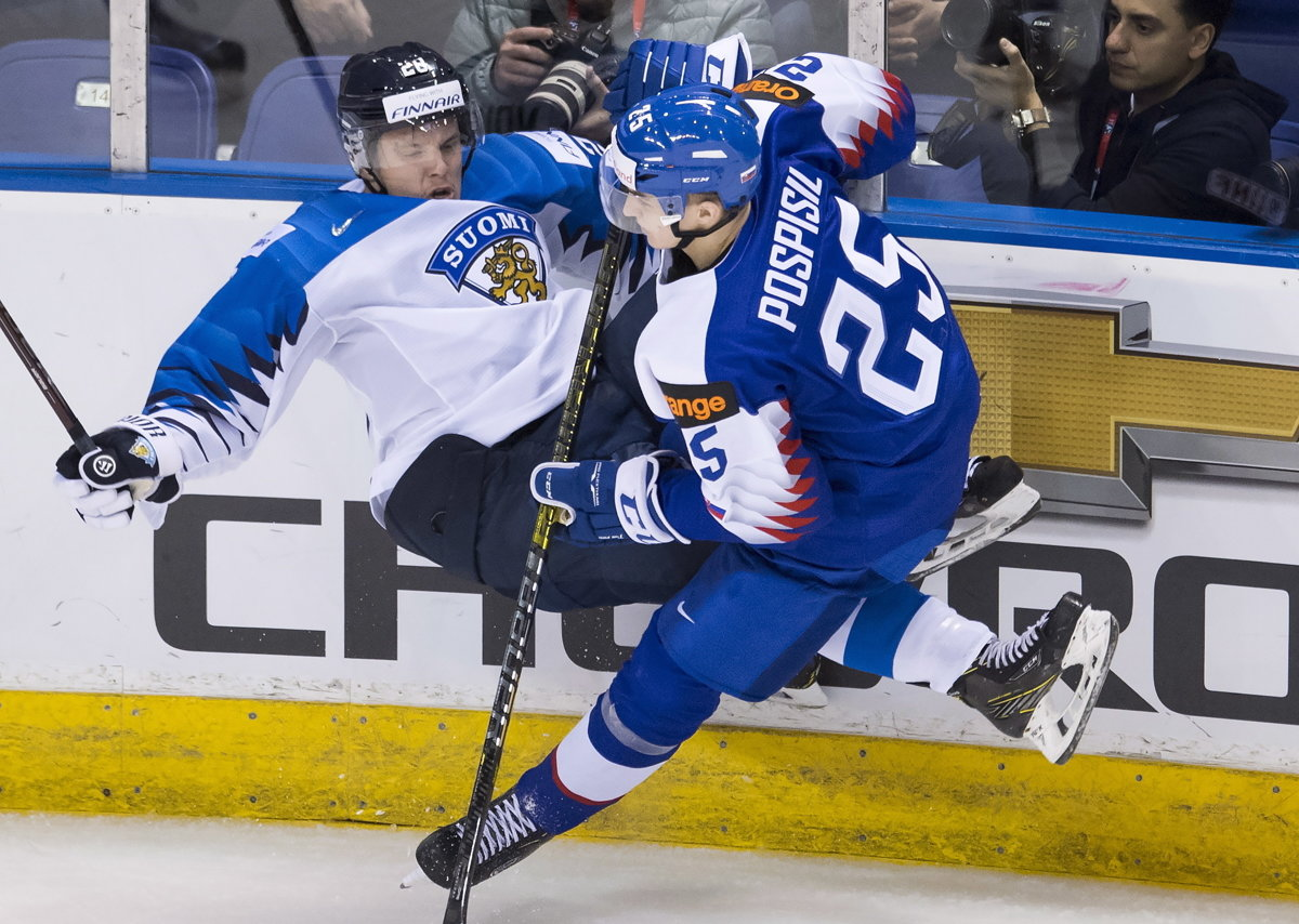 ONLINE  Slovensko - Fínsko (MS hokej do 20 rokov 2019) - sport.sme.sk 6af85444c17