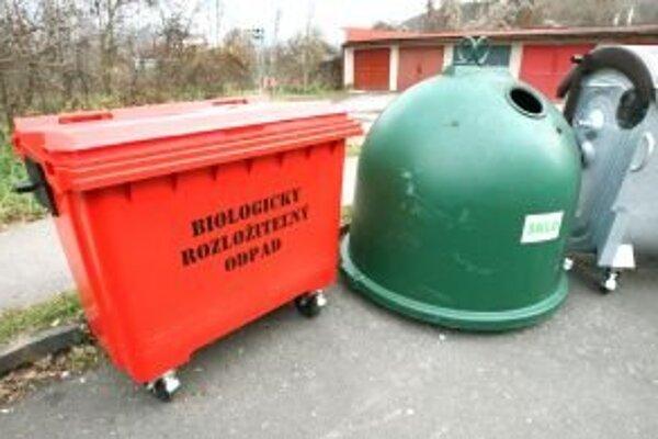 Biodpad už musia samosprávy triediť, pretože nesmie zaťažovať skládky tuhého komunálneho odpadu.