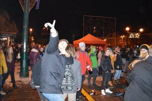 e5392021f82b Nový rok privítali Prešovčania ohňostrojom v centre mesta - Korzár SME