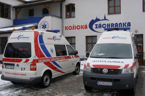 V Košiciach a ich blízkom okolí realizovali posádky Košickej záchranky 33 zásahov.