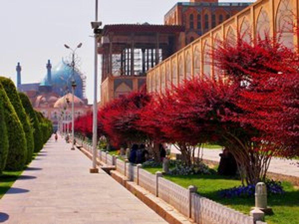 Iránsky datovania v Teheran