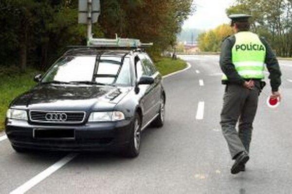 V Ružomberskom okrese policajti za prvých sedem mesiacov tohto roka zaznamenali 83 dopravných nehôd.