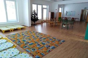 Nové priestory vavrečskej materskej školy.