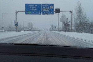 V Žilinskom kraji trvá mimoriadna situácia. Mimoriadna situácia v  súvislosti so snehovou kalamitou ... df0f5823b5c