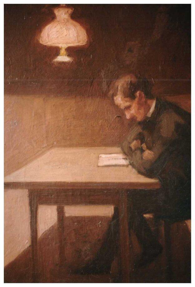 Jedno z diel Eduarda Putru.