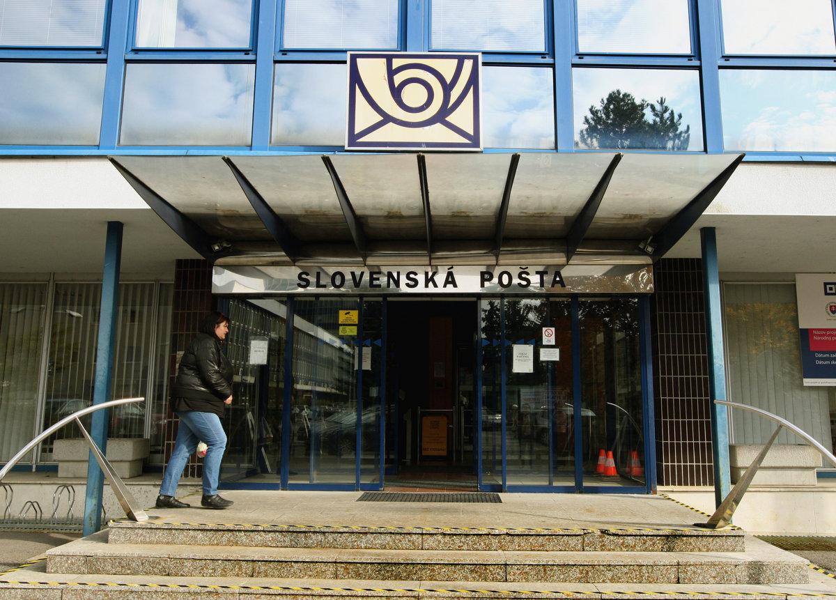 5a73a0eca Pošta žiada za inkaso päťnásobne viac - Ekonomika SME
