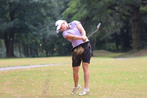 Talentovaná slovenská golfistka vakcii.