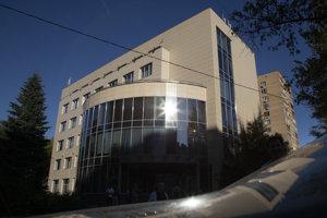 Sídlo Ruskej antidopingovej agentúry RUSADA v Moskve.