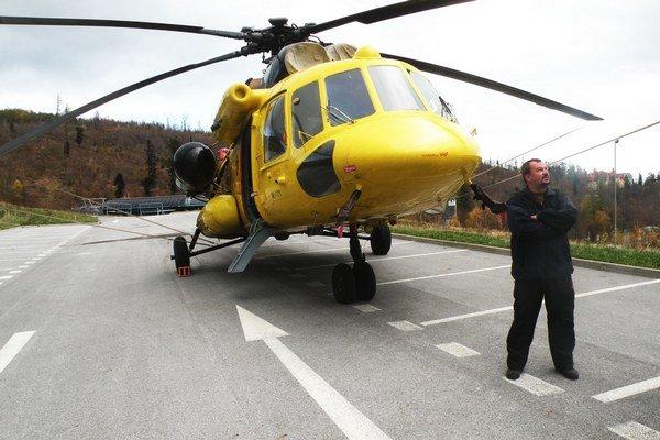 Stroj vyrába Ulanudský letecký závod neďaleko Bajkalského jazera. Vrtuľník Mi 171 má dva výkonné motory schopné lietať vo veľkých nadmorských výškach.