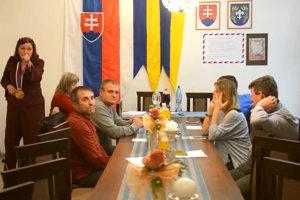 Ustanovujúce zasadnutie obecného zastupiteľstva vo Fekišovciach 10. decembra 2018