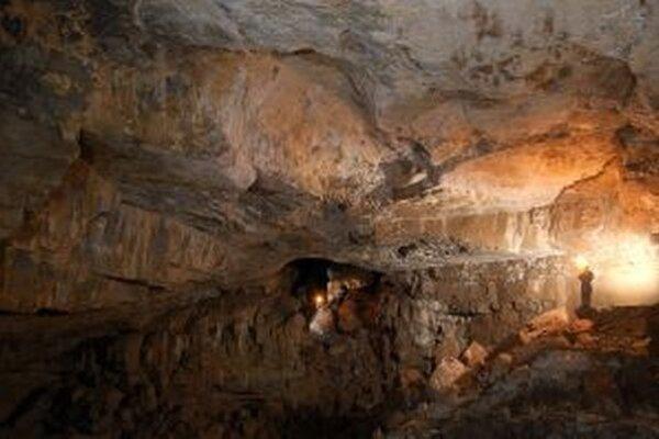 Dóm titanov objavili v roku 2007.