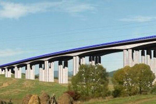 Diaľničný úsek, ktorého výstavba sa začala, v číslach: Dĺžka diaľnice bude 15 280 metrov. Dĺžka tunela Čebrať s dvoma portálmi predstavuje 1994 metrov. Protihlukové steny budú mať viac ako dva kilometre. Prvú technickú štúdiu spracovalo vtedajšie