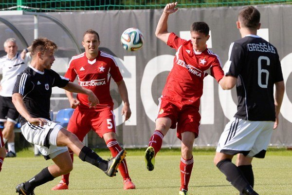Liptákom prípravný zápas nevyšiel, v defenzíve sa dopúšťali veľkých chýb. S Wislou Krakov prehrali 0:5.