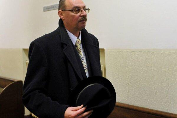Bývalý generálny prokurátor SR Dobroslav Trnka.