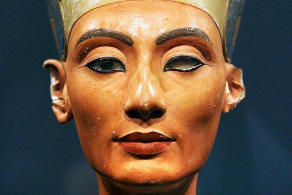 Egyptský skvost - princezná Nefertiti.