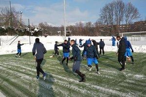 Futbalisti Fomatu rozbehli zimnú prípravu.