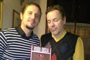 Dielo Rudolfa Dičku nezanikne vďaka Júliusovi Fujakovi a Miroslavovi Haľakovi.