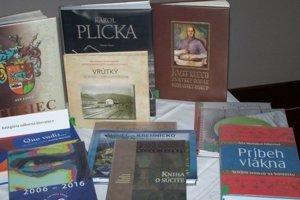 Galéria kníh, ktoré boli v ankete úspešné v minulých ročníkoch.