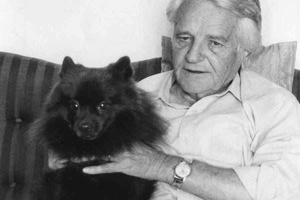 Ladislav Mňačko v druhej polovici 60-tych rokov.