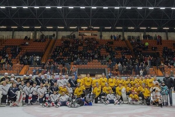 Spoločné foto po turnaji.