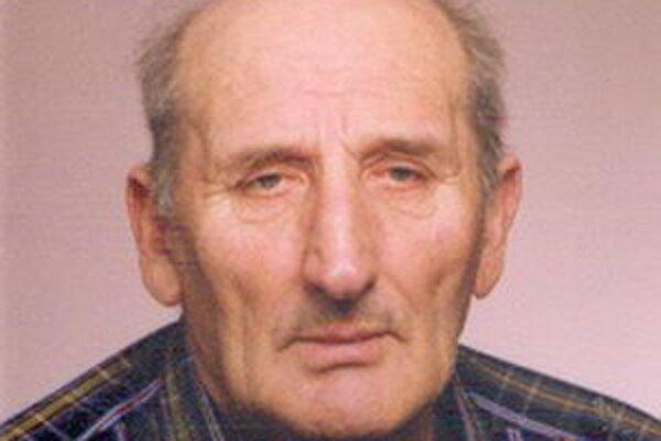 Ladislav Sleziak, ktorý je nezvestný od utorka, je diabetik.