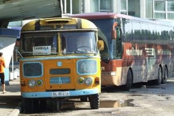 Cestovné v MAD sa v Ružomberku ostatný raz zvyšovalo v polovici apríla minulého roku, o 10 centov. V mestskej doprave jazdí 11 autobusov, z ktorých je päť už zastaraných.
